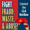 LLA Fraud Hotline