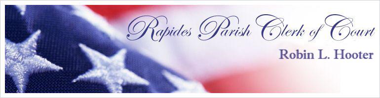 Rapides Parish Clerk of Court